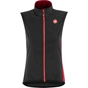 Castelli Pro Light - Gilet cyclisme Femme - rouge/noir